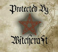 Witch Cottage:  #Witch #Cottage ~ Protected by Witchcraft.