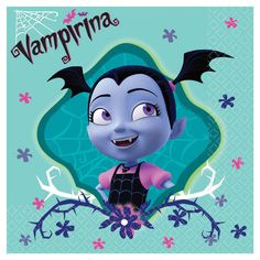 Favorite pick Vampirinia Beverage Napkins Pleasing collection of Vampirina Napkins for Birthday at PartyBell. Halloween Party Supplies, Birthday Supplies, Party Supplies Australia, Happy Balloons, Cute Christmas Wallpaper, Wholesale Party Supplies, Balloon Backdrop, Teal Background, Halloween Trees