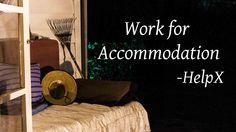 HelpX - Work for Accommodation: Arbeit gegen Unterkunft
