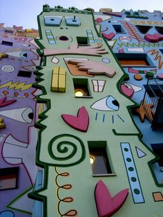The Happy Rizzi House in Braunschweig (Germany) :)