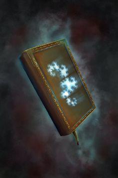 Magic book by lukkar