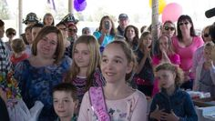 Mackenzie Moretter has never been good at making friends. She suffers from Sotos syndrome, a genetic disorder that makes socializing difficult. So her parents weren't surprised when no one came to her birthday. But what happened next surprised everyone!
