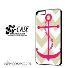 Pinky Anchor DEAL-8731 Apple Phonecase Cover For Iphone 6/ 6S Plus