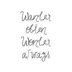 A little Monday inspiration. P.S. There's a short post #ontheblog , today. I talk about my not so successful day, exploring a new town.  #travel#blogger #wander #wonder #wanderlust #inspire #happy#monday