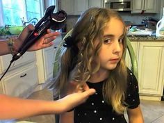 LIFE CHANGING!! The Conair Infiniti Pro Curl Secret is CRAZY EASY to use. I am DYING over this new product. Did a quick video on my daughter's hair so you can see. Do not be intimidated by the revolutionary design. It is going to change the way we do hair people!!!