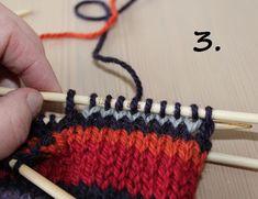 Hjerte GO`H Design: Hvordan strikke tommel på vott; en step by step forklaring H Design, Friendship Bracelets, Knitting Patterns, Fashion, Moda, Knit Patterns, Fashion Styles, Knitting Stitch Patterns, Fashion Illustrations