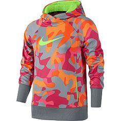 Nike KO 3.0 Allover Print Pullover
