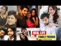 Real life Family & Friends of Dil Bole Oberoi Ishqbaaz Actors Shivaay An...