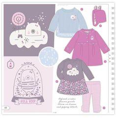 Future Perfekt Babywear Trend Book - A/W 16/17 - Kidswear - Styling ...