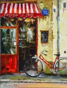 Gleb Goloubetski ~ Impressionist painter | Masterpiece of Art