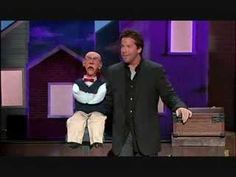 Jeff Dunham Spark of Insanity- Walter (Part Jeff Dunham Walter, Comedians, Hilarious, Funny, Make Me Smile, Youtube, Comedy, Videos, Quotes