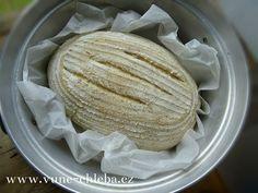 Rychlík – chléb 1-1/2-1 – Vůně chleba Bread Recipes, Vegetables, Brot, Bakery Recipes, Vegetable Recipes, Veggies