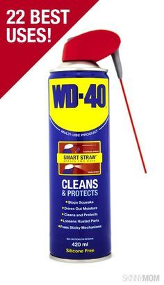 WD-40 is the best household hack! Useful Life Hacks, Life Hacks