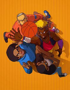 Fever Basketball Artwork on Behance