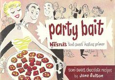 Party Bait: Nestlé's 'tout' sweet hostess primer, 1954