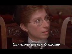Barbar Streisand - Where is it written ? - YouTube