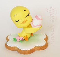 Easter Chick by il mondo di ielle