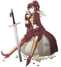 Fire Emblem: Awakening - Anna