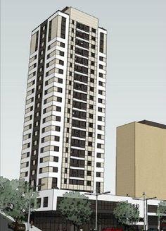 Residencial Nova Alexandria. Avenida Paraná, 4420 - Santa Cândida, Curitiba - Paraná.
