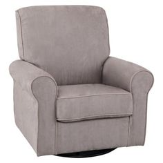 Simmons Kids Augusta Upholstered Glider - Dove Grey $299.99, 4 stars