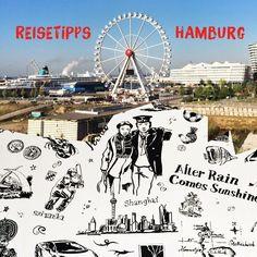 Eine lange Liste mit Reisetipps für Hamburg via @Hauptstadtmutti #Hamburg