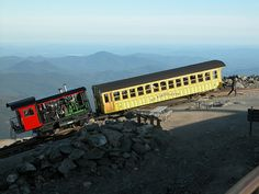 COG Railway  Mt Washington, NH, we are taking this up to the summit!!! So excited