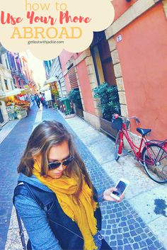 How To Use Your Phone Abroad | Using Your Cell Phone on Vacation | Using Data Service on Your Phone While You're Away