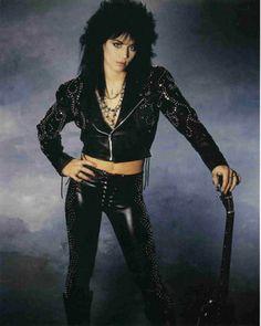 Joan Jett ... She was soooo AWESOME!