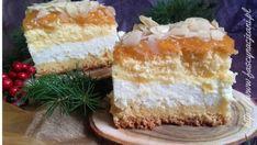 Polish Recipes, Polish Food, Food Cakes, Vanilla Cake, Ale, Cake Recipes, Cheesecake, Food And Drink, Cooking Recipes