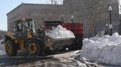 City hires help with snow removal