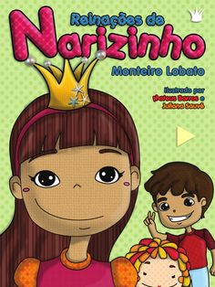 Reinações de Narizinho  Reinações de ANrizinho is a children/teens book written by Brazilian writer Monteiro Lobato. This digital version was created to be interactive and work as an app for tablets. This pdf shows all the pages and illustrations made for the digital book. This is the final product of my mandatory final project for the conclusion of my bachulerate in Design from Universidade Federal de Pernambuco.