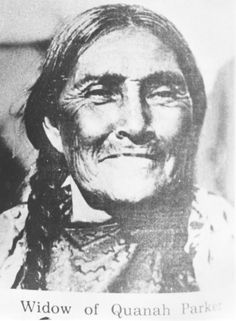 @@@ To-Pay Quanah Parker's last wife