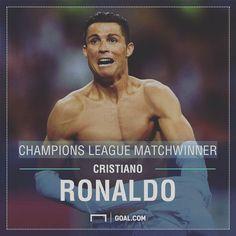 The best always deliver. @cristiano wins the Undécima! .  #uefachampionsleague #uefa #ronaldo #cr7 #cristiano #liga #undecima #football #foot #adidas #milano http://bit.ly/1QiV2JD