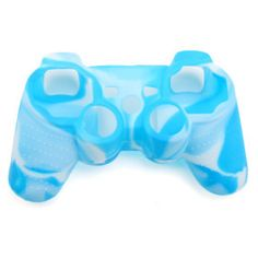 $3.95  Description:   Highlights  •Cool protective silicon case for PS3 controller  •Protects your PS3 control pad from dust, scratches and accidental damage  •Prolong the life of your PS3 controller  •Provides extra grip when holding your PS3 controller  •Easy to apply and remove    For: Sony PS3   Accessory Type: Bags, Cases and Skins   Features: Novelty   Color: Assorted Colors   Material: Silicone   Dimensions (cm): 15.5 x 10 x 3.5   Weight (kg): 0.028   Package Contents: 1 Case