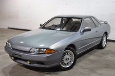 Awesome Nissan 2017: 1992 Nissan GT-R R32 GTS-t 1992 Nissan Skyline GTS-t Type M -- Grey Blue - RB20DET - 5 Speed - 39,000 miles Check more at http://24auto.ga/2017/nissan-2017-1992-nissan-gt-r-r32-gts-t-1992-nissan-skyline-gts-t-type-m-grey-blue-rb20det-5-speed-39000-miles-2/