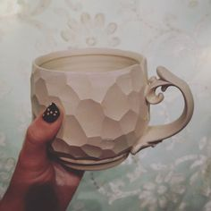 I will have some mugs to sell at the beginning of January! --------------- I'm planning on doing a Q&A video for my YouTube channel. Message me any questions you can think of, pottery related or about my life, and I will try to answer them! #kaitlynceramics #kaiceramics #kai #kaitlynchipps #mudfire #madeatmudfire #handmade #handmadepots #handmadeceramics #mug #mugshot #ceramicmug #porcelain #porcelainmug #elvishpottery #elvishmugs #madeinatlanta #elegant #elegantmug