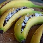 100 Things to do with bananas...ideas for monkey baby shower.