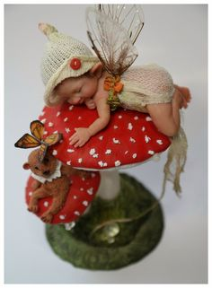 Fairy baby - Enaids World
