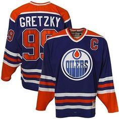 40a9bf3e6d7 NEW Wayne Gretzky Edmonton Oilers CCM Vintage Heroes of Hockey Jersey -Men s  MED Edmonton Oilers