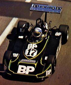 f1 8 juin 1981-Formule 3-Michel Ferté BP Racing Martini MK34