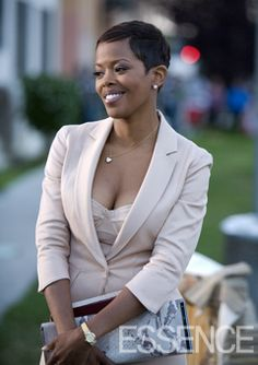 I love malinda williams! she makes me re-think having long hair -->Pixie haircuts for black women 2013 Black Women Celebrities, Celebrities Hair, Celebrities Fashion, Styles Courts, Curly Hair Styles, Natural Hair Styles, Malinda Williams, Sassy Hair, Short Pixie