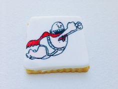 Captain underpants cookies-Captain underpants party by DulceNest