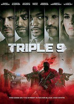 Casey Affleck & Chiwetel Ejiofor & John Hillcoat-Triple 9