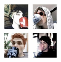 Gerard and his wonderful coffee
