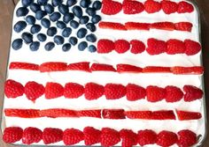 Patriotic Berry Parfait Recipe -  Very Tasty Food. Let's make it!