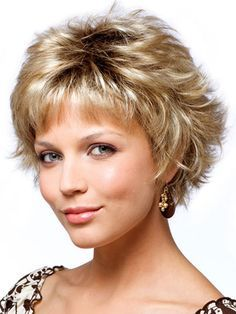 MASON by Noriko - 2 The best short hair cuts are on wig web sites. They show the back on many styles. They are better than the hairstyle books.