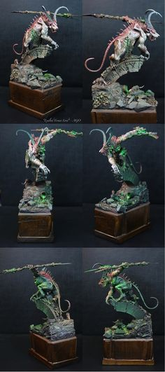 CoolMiniOrNot - Exalted Vermin Lord by ago