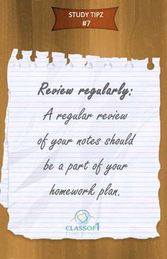 For more such study tips visit - http://blog.classof1.com/category/study_tips/?utm_source=Pinterest_medium=PhotoSharing_content=Stipz_campaign=PinterestMarketing