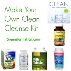 Purchasing the Clean Cleanse kit can be expensive. After doing the cleanse five times, here are my recommendations for making your own kit for much less. 21 Day Cleanse, 21 Day Detox, Clean Cleanse, Natural Cleanse, Daniel Plan Detox, Detox Plan, Make Your Own, Make It Yourself, Moringa Oleifera