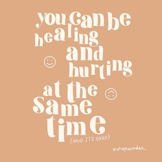 Sending a Monday message from to anyone who's healing or recovering (and also hurting). Healing isn't always linear, so please… Positive Quotes, Motivational Quotes, Inspirational Quotes, Positive Vibes, Pretty Words, Cute Quotes, Wise Words, Quotes To Live By, Favorite Quotes